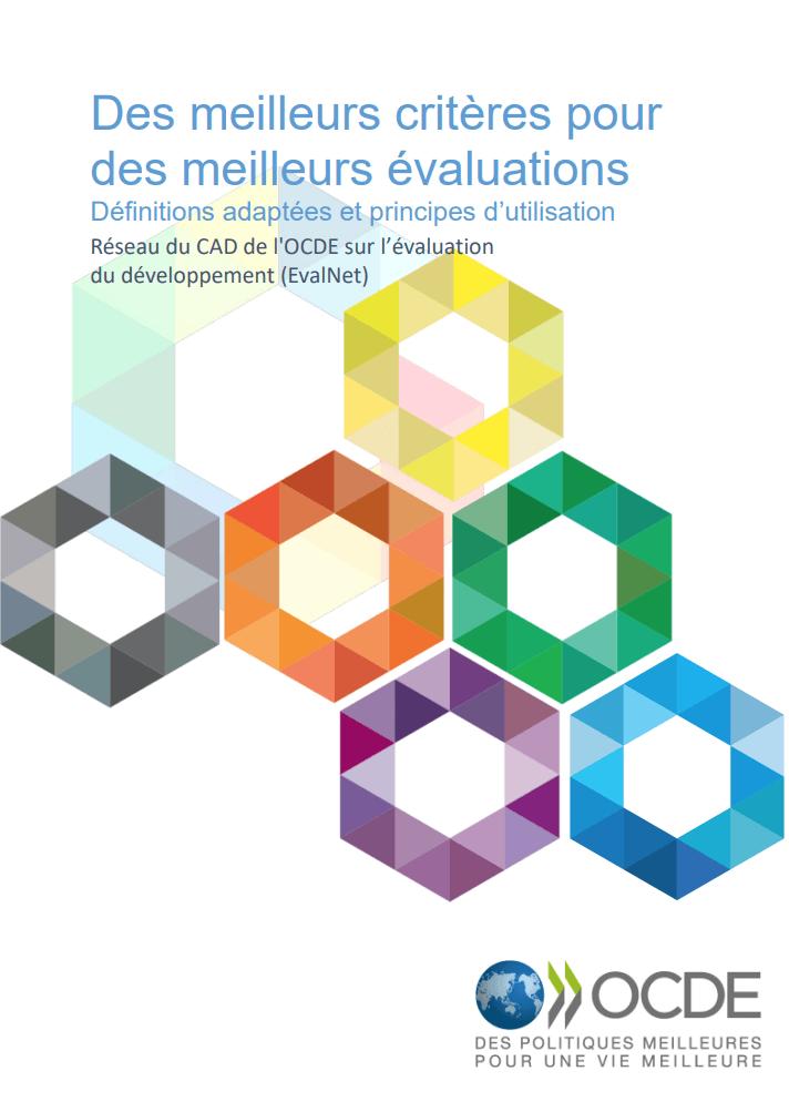 les critères du CAD OCDE 2019