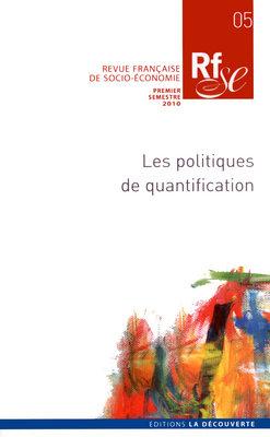 Les politiques de quantification