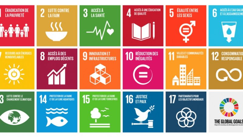 évaluation des objectifs de développement durable